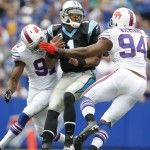 The Buffalo Bills will be represented in the Pro Bowl after all. The team announced Monday that center Eric Wood and quarterback Tyrod Taylor have been named to the game's lineup, replacing players from the Carolina Panthers who are not eligible for the game after advancing to the Super Bowl on Sunday. Wood replaces Panthers center Ryan Kalil, while Taylor…