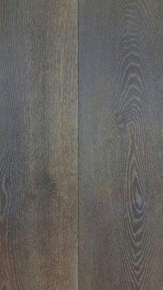 Natural Black Smoke Oiled Engineered Oak. A lovely smooth contemporary oak floor. #wideoakflooring #engineeredoakfloor