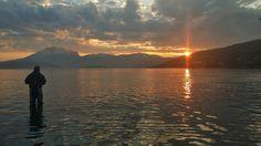 Flyfishing in the midnight sun by Terje Nilssen on 500px