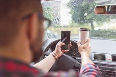 The Sad Statistics On Distracted Driving