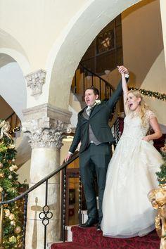 Elegant Christmas, Christmas Wedding, Wedding Story, Wedding Day, Classic Wedding Dress, Wedding Dresses, Groom Style, Ball Gowns, Brides
