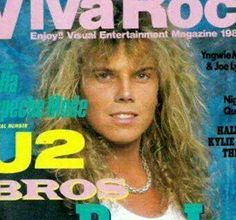 Jimi Jamison, Joey Tempest, Magazines, Europe, Singer, Band, Rock, History, Vintage