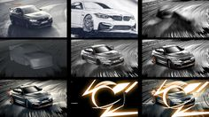 """Short Making Of for the BMW M4 project (Tokyo Motor Show, Japan): hand drawn cars and 2D animated sprites, 3D mapping and animation.  Client: BMW GROUP Lead Agency: De Vries und Partners GmbH Filmagency: lucie-p GmbH Creation/Postproduktion: ARRI Creative Solutions Producing: Michel Schütz Creative Direction, Illustration, 2D Animation: Jan Schönwiesner Motion Graphics, 3D Animation and Mapping: Saladin Becker Transition Effects Animation: Fred Weinl Making Of Music: """"The Race Qual..."""