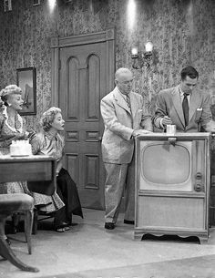 """I Love Lucy """"The Television Set"""""""