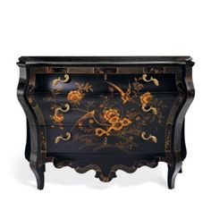 Ralph Lauren Heiress Painted Bombe Chest | Bloomingdale's