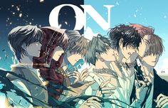 Bts Anime, Anime Guys, Bts Taehyung, Bts Jimin, Harey Quinn, Aesthetic Drawing, Bts Drawings, Bts Chibi, Bts Lockscreen
