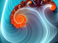 Fractal Art ~ 32 colours / blog sobre el color en el diseño