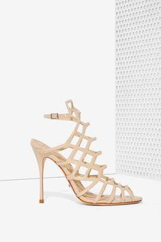 Schutz Juliana Leather Heel - What's New