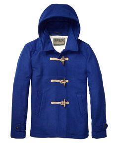 Men's Coats | Pea, Duffle & Top Coats | Duffle coat
