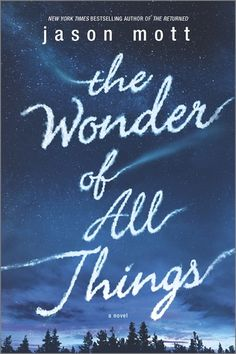 A new supernatural lit.review is live on chic - what would you do if your child had the ability to heal the sick? THE WONDER OF ALL THINGS review on chic.toronto.