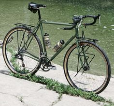 Geekhouse Woodville Touring Bike