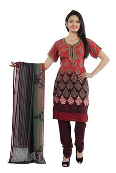 This beautiful kurta with machine embroidery and beautiful print will be perfect for traditional day at work or a lunch with friends...visit: http://www.seveneast.in/index.php?route=product/product&path=81&product_id=158