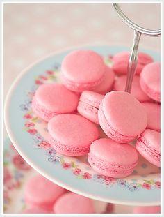 beautiful macarons
