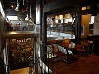 CAFE D×M(ディーバイエム) 住所:札幌市中央区北3条東6丁目356番地 営業時間:11:00〜22:30(LO 22:00)