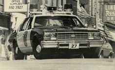 1977 Chevrolet Impala 9C1 - Archived Instrumented Test - Car ...