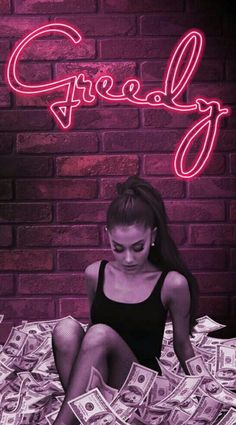 Ariana Grande Wallpaper Greedy