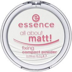 Powder: Essence All About Matt Fixing Compact Powder