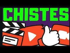CHISTES PARA CUARENTENA 2020 🤡🤡🤣😂 CHISTES CORTOS #QUÉDATEENCASA. - YouTube Humor, Youtube, Funny, Humour, Funny Photos, Funny Humor, Comedy, Youtubers, Lifting Humor