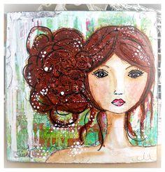Studio Shirel le blog   scrap et mixed media
