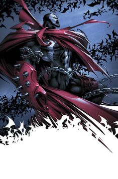 Spawn (Simmons): Clayton Crain re-issue