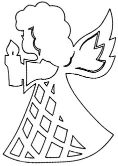 Новогоднее киригами. Обсуждение на LiveInternet - Российский Сервис Онлайн-Дневников Christmas Stencils, Christmas Paper Crafts, Christmas Templates, Christmas Printables, Holiday Crafts, Christmas Decorations, Christmas Makes, Noel Christmas, Christmas Colors