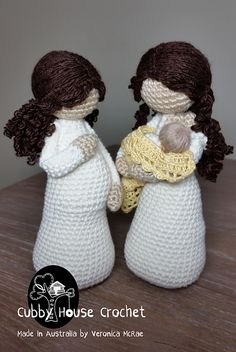 Ravelry: Mother-to-be and Nursing Mother pattern by Veronica McRae