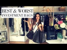 Hoping you'll love this... BEST & WORST INVESTMENT BAGS: 9 Rules to avoid losing money https://youtube.com/watch?v=7Fm3tHXrSx8