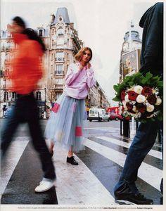 Julie Skarland, Summer 2000, ready-to-wear, Depeche Mode, Paris