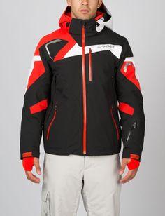 SPYDER Ski Wear | Men's Ski Jackets