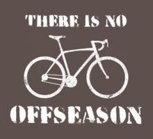 There Is No Cycling Offseason by esskay