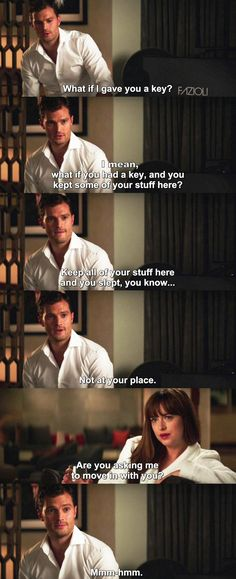 ideas quotes christian grey movies for 2019 50 Shades Trilogy, Fifty Shades Series, Fifty Shades Movie, Jamie Dornan, Shades Of Grey Movie, Fifty Shades Of Grey, Dakota Johnson, Christian Grey Quotes, Fifty Shades Quotes