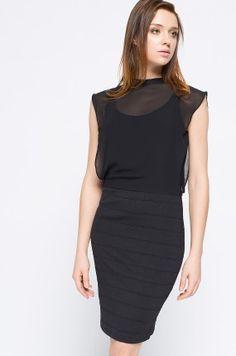 Vero Moda - Rochie Shopping, Black, Dresses, Fashion, Vestidos, Moda, Black People, Fashion Styles, Dress