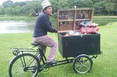 Na Bicicleta