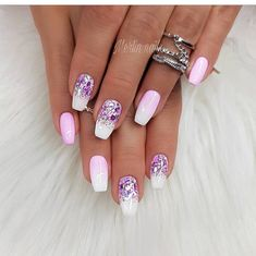 50 Winter Nail Art Designs 2019 - Edeline Ca. , 50 Winter Nail Art Designs 2019 - Edeline Ca. Nail Art Designs, Crazy Nail Designs, Winter Nail Designs, Winter Nail Art, Winter Nails, Fall Nails, Nails Design, Summer Nails, Diy Nails
