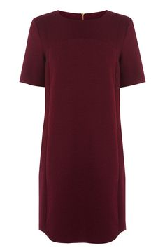Spring Fashion 2015 - Warehouse Jacquard Shift Dress
