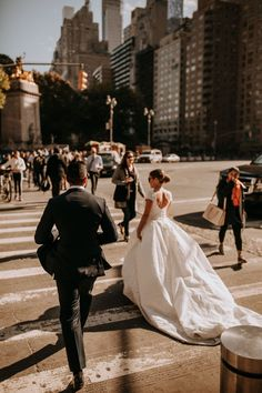 Rachel and KJ's New York City Elopement - Brent Calis Photography Wedding News, New York Wedding, Paris Wedding, Wedding Destination, Destination Wedding Photographer, Bride And Groom Pictures, Wedding Pictures, Central Park Weddings, Wedding Photography Poses
