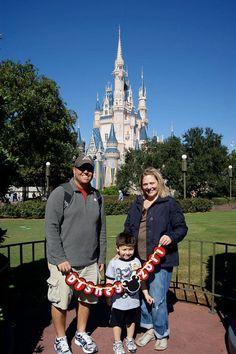 Disney Photo Prop