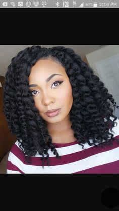 Crochet Havana Twist Out