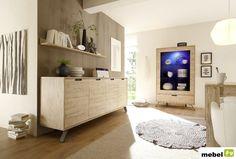 Komoda PALOMA II - sklep meblowy Porte Design, Buffet Design, Dream Closets, Divider, Minimal, Bench, Shelves, Led, Storage