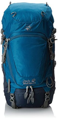 I just read a great review on this Jack Wolfskin Highland Trail Rucksack, Moroccan Blue, 42 L. You can get all the details here http://bridgerguide.com/jack-wolfskin-highland-trail-rucksack-moroccan-blue-42-l/. Please repin this. :)