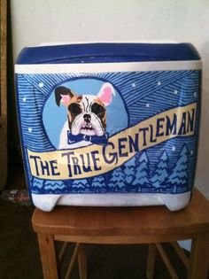 DIY Project: Painting Coolers