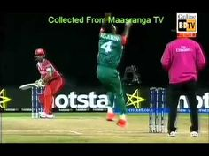 ICC World Cup T20 2016 Bangladesh Vs Oman Match II - Innings Part - 2