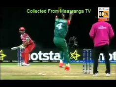 ICC World Cup T20 2016 Bangladesh Vs Oman Match II - Innings Part - 2