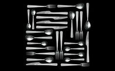 Normann Cutlery | A modern piece of cutlery in stainless steel