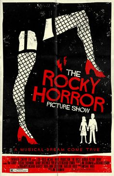 Rocky Horror Picture Show by Mark Welser- Buy HERE