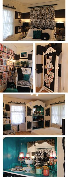 teen room Scratch everything else this is my new room haha ~Kennady Dream Rooms, Dream Bedroom, Home Bedroom, Bedroom Decor, Bedroom Ideas, My New Room, My Room, Girl Room, Girls Bedroom