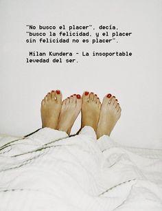 Milan Kundera - La insoportable levedad del ser