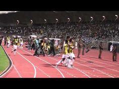 ولع الملعب فرحة اللاعبين بالهدف الثاني - الاتحاد والفتح ذهاب