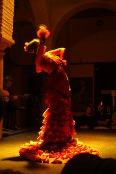 flamenco a Séville