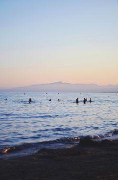 Summer. Sea. Sunset. Spain by ~maandarinaaa